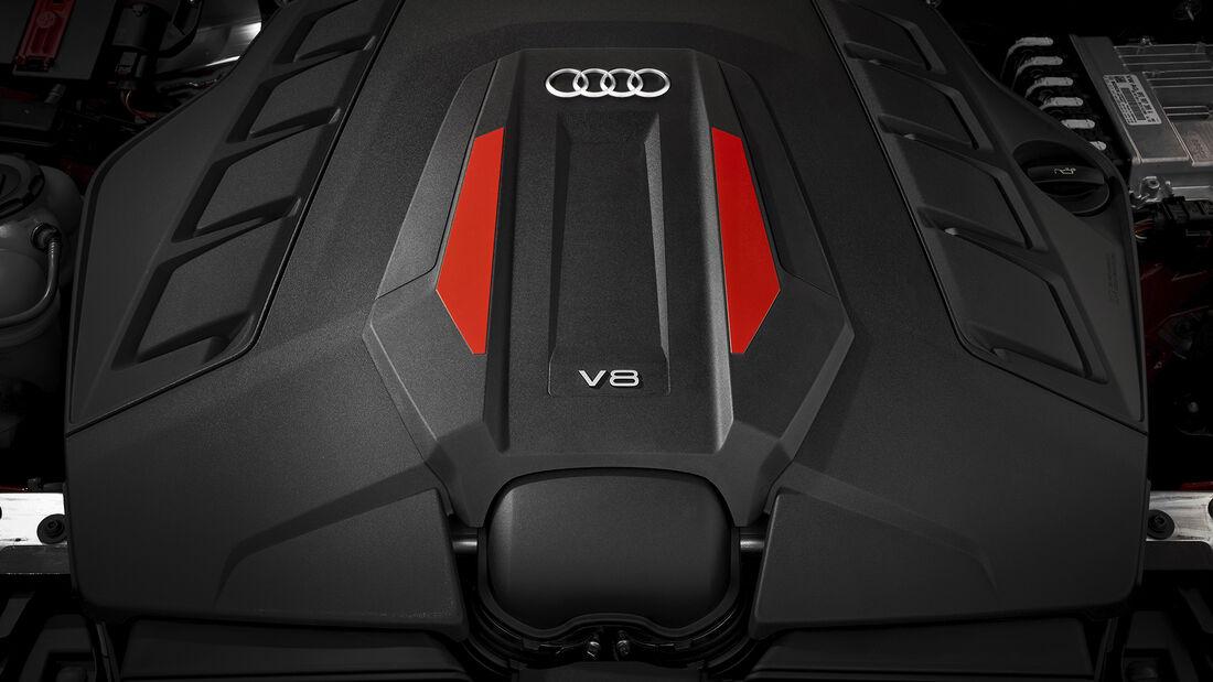 Audi SQ7, Motor