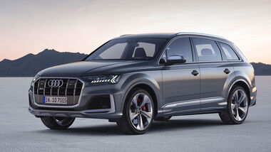 Audi SQ7 TDI Facelift