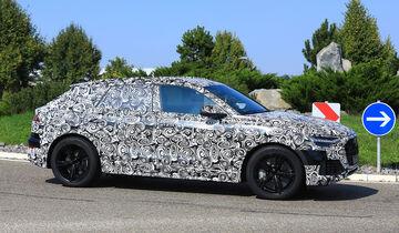 Audi SQ8 Erlkönig