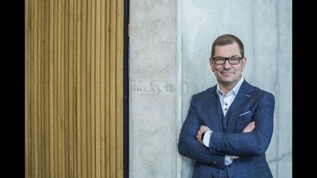 Audi Sport GmbH, Oliver Hoffmann, Portrait