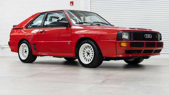 Audi Sport Quattro (1986)
