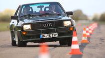 Audi Sport Quattro, Frontansicht