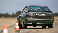 Audi Sport Quattro, Heckansicht