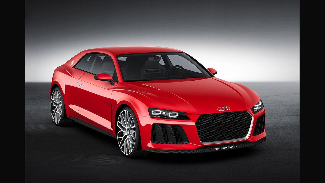 Audi Sport Quattro Laserlight Concept CES 2014
