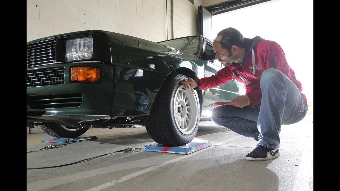 Audi Sport Quattro, Rad, Felge