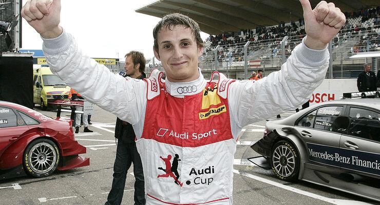 Audi Sport Team Phoenix: Oliver Jarvis