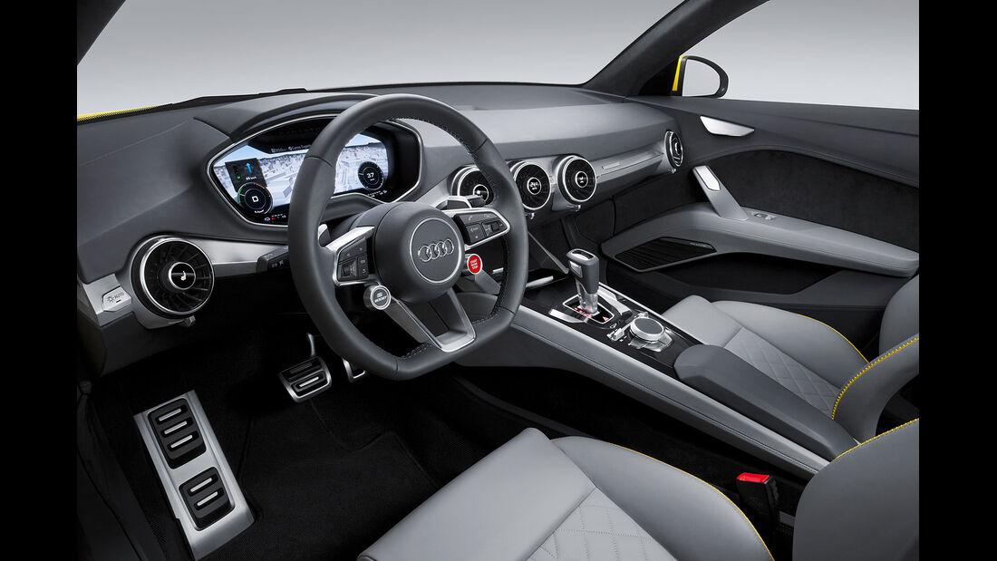 Audi Studie Peking 2014