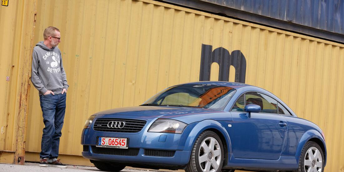 Audi TT 1 8 T Quattro: 5 Gründe für den ersten Audi TT