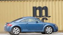 Audi TT 1.8 T Quattro, Seitenansicht