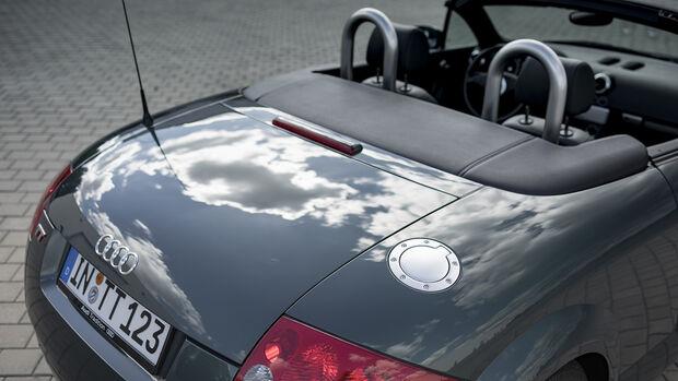 Audi TT, 1.Generation, Cabrio, Exterieur