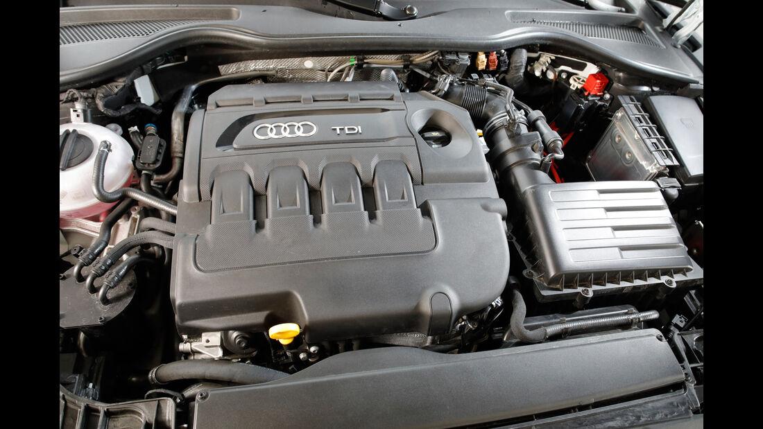 Audi TT 2.0 TDI Ultra, Motor