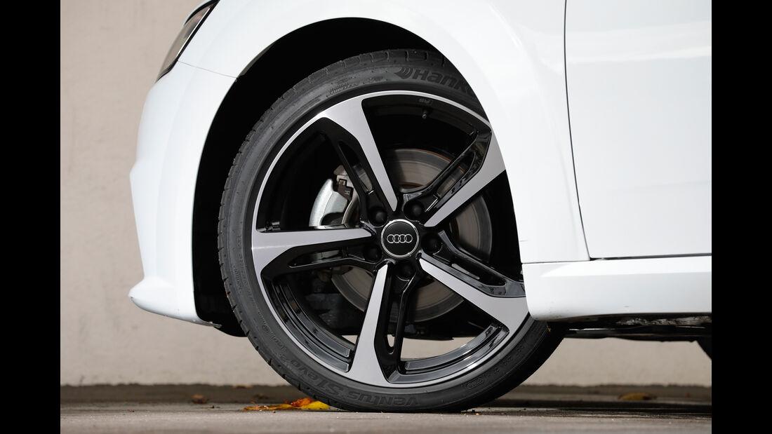 Audi TT 2.0 TDI Ultra, Rad, Felge