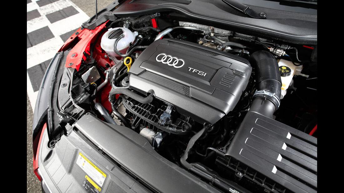 Audi TT 2.0 TFSI Quattro, Motor