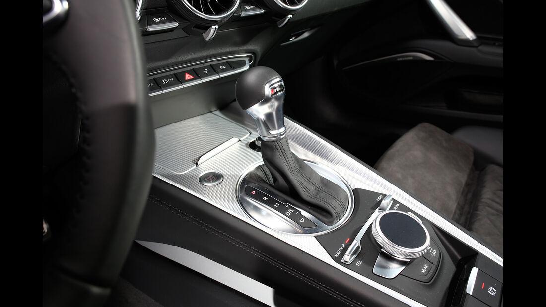 Audi TT 2.0 TFSI Quattro, Schalthebel