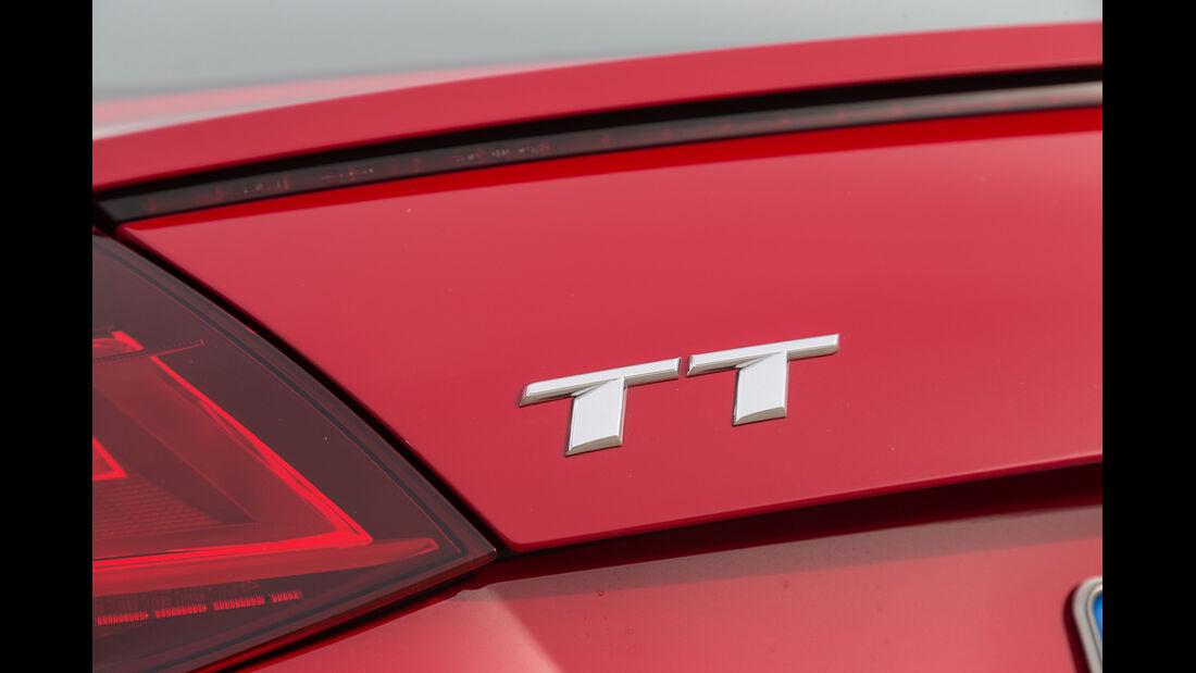 Audi TT 2.0 TFSI, Typenbezeichnung