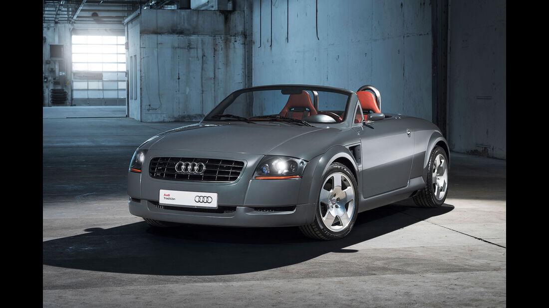Audi TT 20 years Sondermodell 07/2018 Roadster