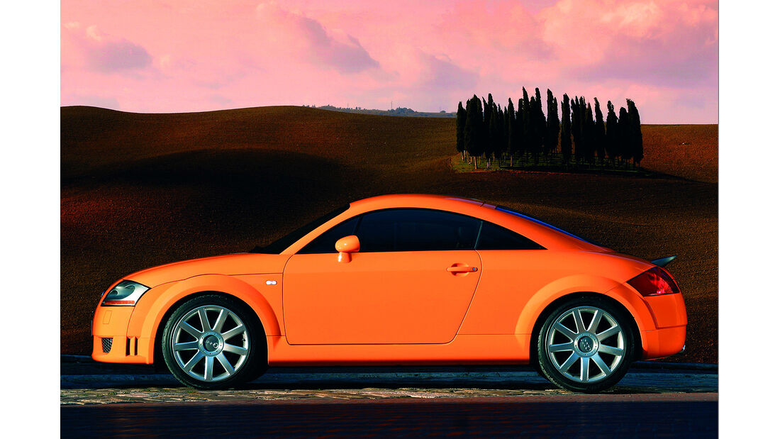 Audi TT 3.2 Quattro Coupé, 2003