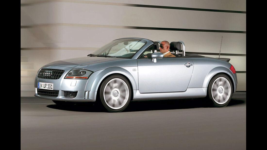 Audi TT 3.2 Quattro Roadster, 2003