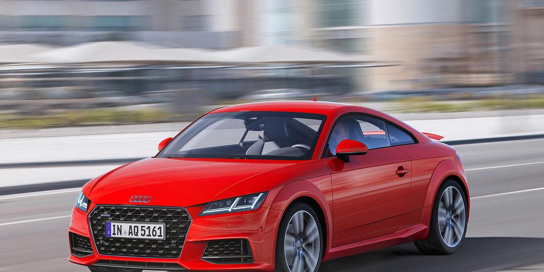 Audi TT 45 TFSI - Serie - Coupes bis 50000 Euro - sport auto Award 2019