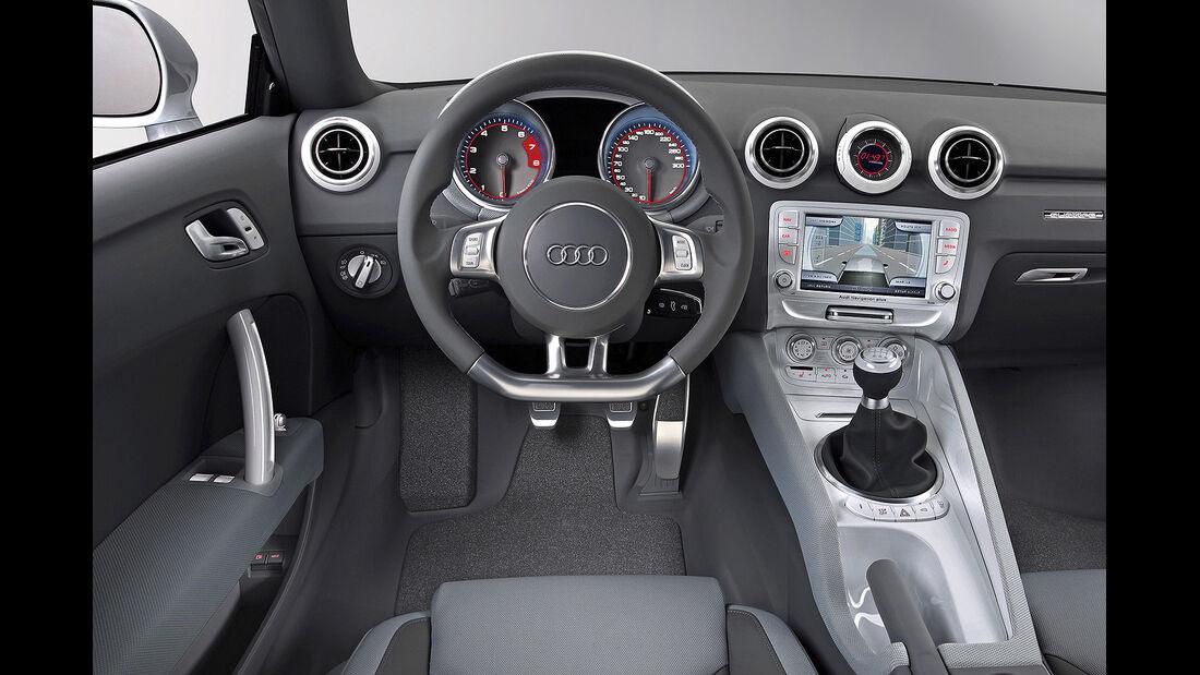 Audi TT Chooting Brake Concept, 2005, Cockpit