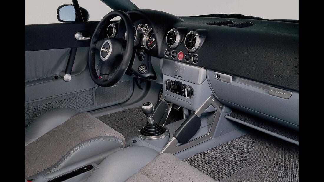 Audi TT Coupé,1998, Cockpit