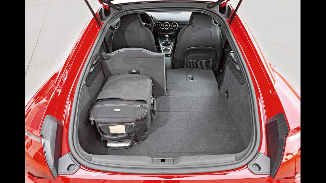 Audi TT Coupé 2.0 TFSI, Kofferraum