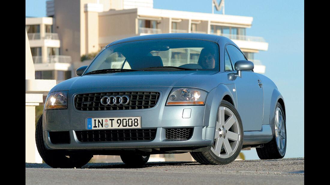 Audi TT Coupé, 2003