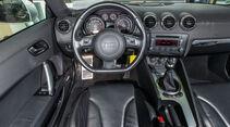 Audi TT Coupé, Cockpit, Lenkrad
