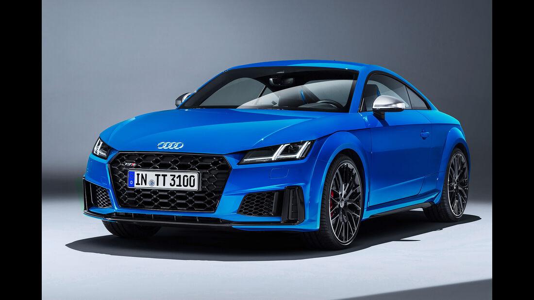 Audi TT Coupé Facelift 07/2018 (2019) Sperrfrist 18.072018 12 Uhr