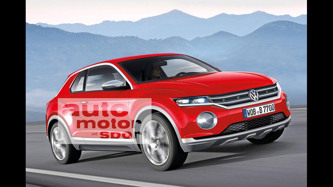 Audi TT Coupé, Frontansicht