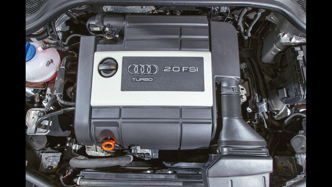 Audi TT Coupé, Motor