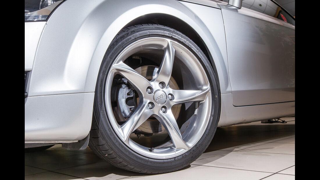 Audi TT Coupé, Rad, Felge, Bremse