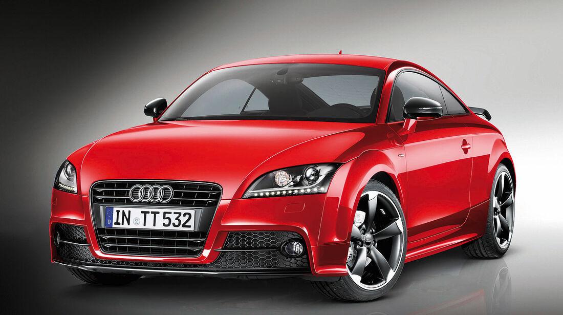 Audi TT Coupé S line competition Sondermodell