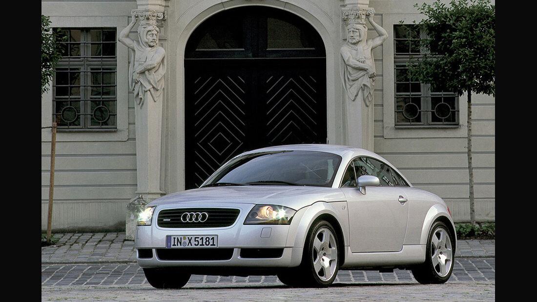 Audi TT Coupe 2001