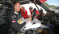 Audi TT Cup, Cockpit, Christian Gebhardt