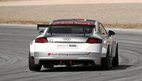 Audi TT Cup, Heckansicht