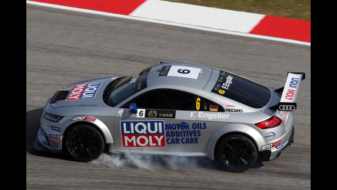 Audi TT Cup - TCR 2015