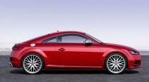 Audi TT Genf 2014 Sperrfrist 3.3.2014 20.00 Uhr