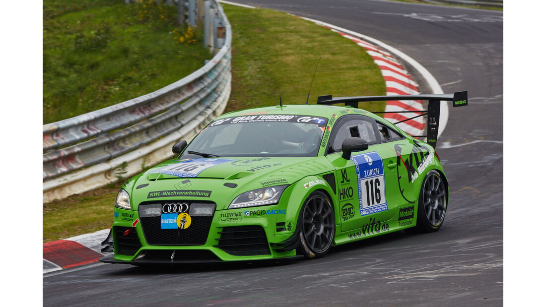 Audi TT - MSC Sinzig e. V. - Startnummer: #116 - Bewerber/Fahrer: Rudi Speich, Roland Waschkau, Dirk Vleugels - Klasse: SP3 T
