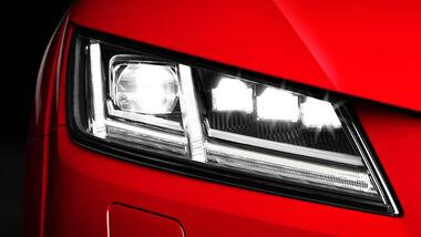 Audi TT Matrixlicht