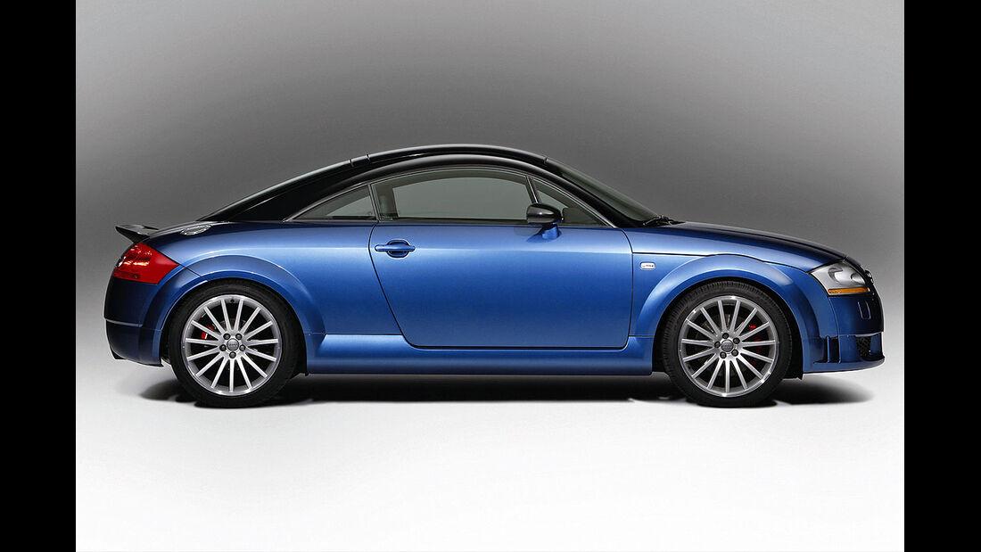 Audi TT Quattro Sport, 2005