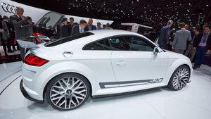 Audi TT Quattro Sport Concept, Genfer Autosalon, Messe, 2014, Genfer Autosalon, Messe, 2014