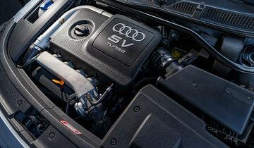 Audi TT Quattro Sport, Motor