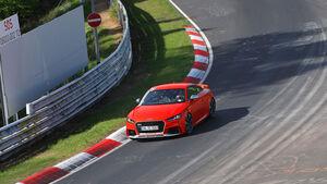 Audi TT RS (8S) - Sportcoupé - Supertest - Fünfzylinder