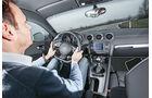 Audi TT RS, Cockpit, Fahrersicht