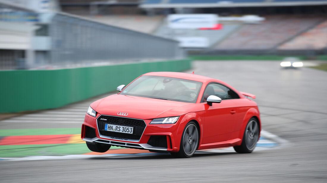 Audi TT RS Coupé, Exterieur