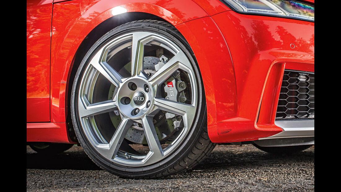 Audi TT RS Coupé, Felge