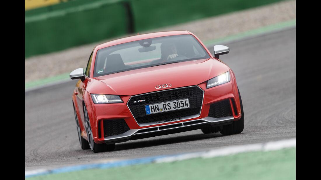 Audi TT RS Coupé, Frontansicht