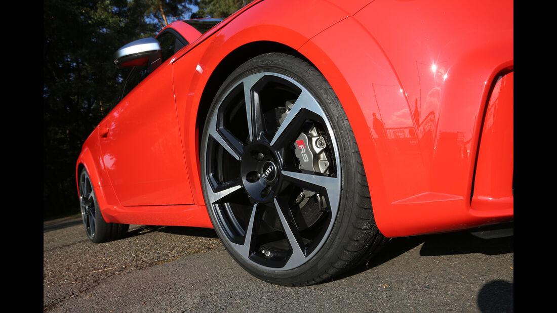 Audi TT RS Coupé, Rad, Felge