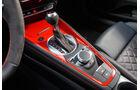 Audi TT RS Coupé, Schalthebel